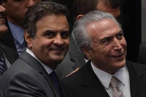 Temer é acusado de forçar o silêncio de Cunha, e Aécio de cobrar 2 milhões de